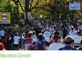 Marathon Concert
