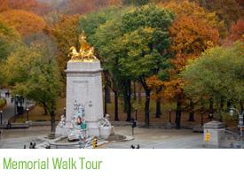 Memorial Walk Tour