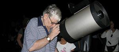 Astronomy Lecture and Guided Stargazing