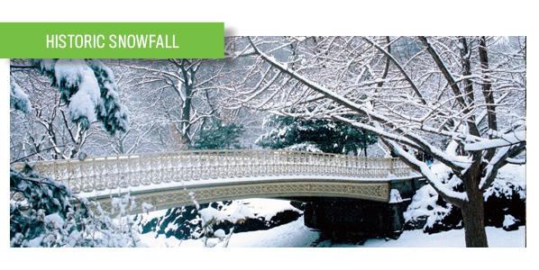 HISTORIC SNOWFALL