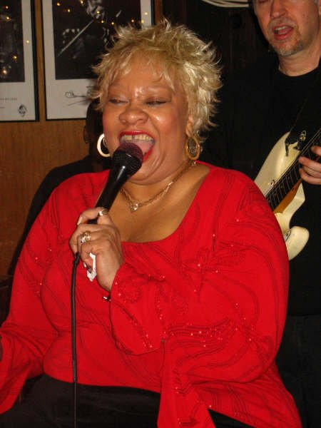 Sweet Georgia Brown Has Traveled The World Performing And Singing Her Jazz Blues Music Earing On Carnegia Hall Stage In Nyc As Well Numerous